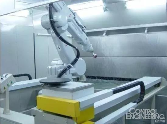 焊接机器人目前已广泛应用在汽车制造业,汽车底盘、座椅骨架、导轨、消声器以及液力变矩器等焊接,尤其在汽车底盘焊接生产中得到了广泛的应用。丰田公司已决定将点焊作为标准来装备其日本国内和海外的所有点焊机器人。用这种技术可以提高焊接质量,因而甚至试图用它来代替某些弧焊作业。在短距离内的运动时间也大为缩短。该公司最近推出一种高度低的点焊机器人,用它来焊接车体下部零件。这种矮小的点焊机器人还可以与较高的机器人组装在一起,共同对车体上部进行加工,从而缩短了整个焊接生产线长度。国内生产的桑塔纳、帕萨特、别克、赛欧、