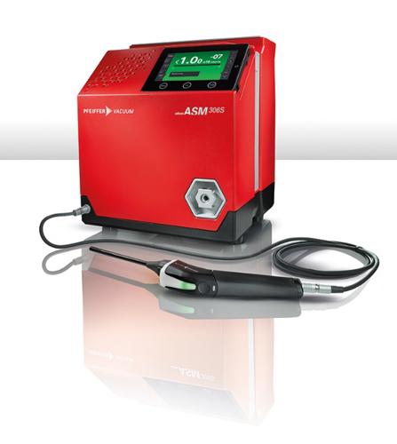 普發真空發布ASM 306 S 氫氦檢漏儀 實現全時段簡便精準的吸槍作業
