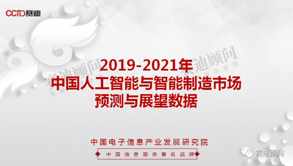2019-2021年中国人工智能与智能制造市彩运网官方网站场预测与展望数据