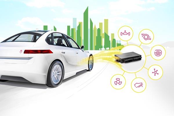 纬湃科技为大众汽车ID.3电动汽车提供驱动控制单元