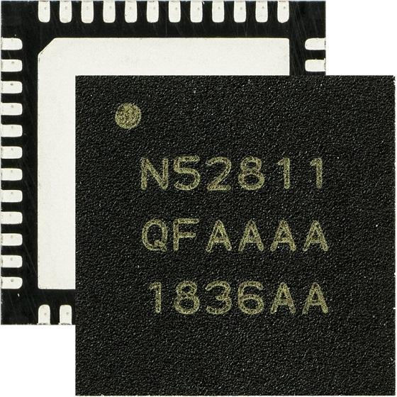Nordic Semiconductor推出支持蓝牙5.1 Direction Finding和其他协议的全功能SoC器件