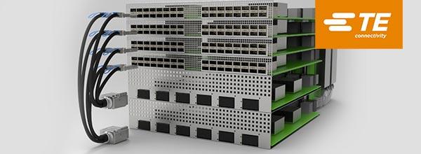 TE Connectivity新型 STRADA Whisper 電纜插座 支持下一代數據傳輸速率