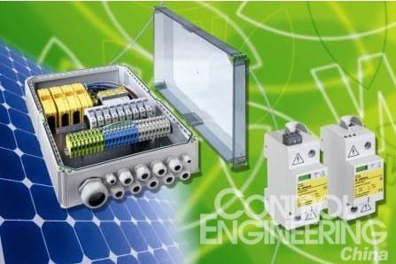 """""""gesis ran dc solar的接线盒"""""""