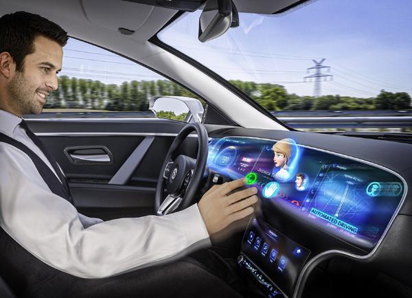 大陸集團3D汽車觸控顯示屏榮獲兩項大獎