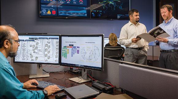 風險管理軟件——實現安全監控的自動化