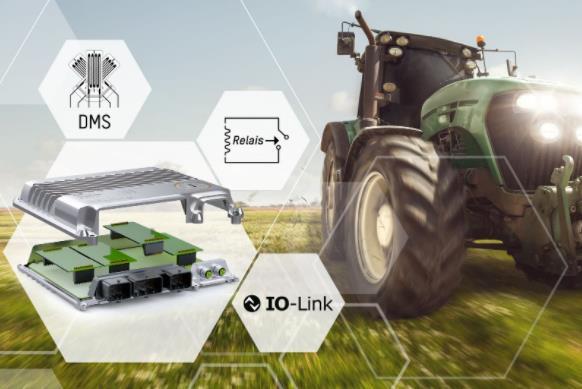 貝加萊通過三個新的選項板,擴展了其適用于移動機械的X90控制系統的應用范圍