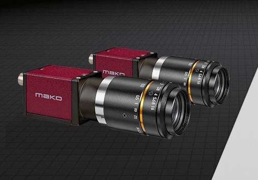 最新发布:采用偏振传感器技术的Allied Vision Mako G508偏振相机