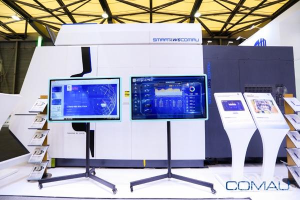 柯马智能柔性激光焊接站震撼发布