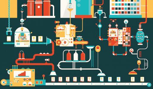 美的发布工业互联网平台M•IoT