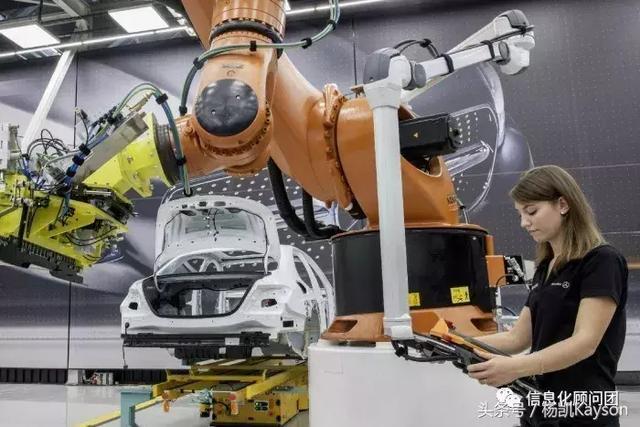 杨凯:数字化工厂和智能工厂,你想要建哪个?