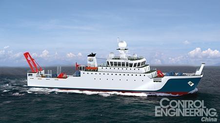福伊特助力上海海洋大学远洋渔业资源调查船