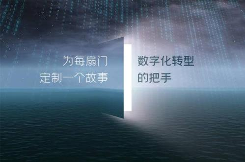 林雪萍   为每扇门定制一个故事:数字化转型的把手