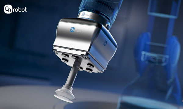 OnRobot推出小型高度定制化电动真空夹持器VGC10