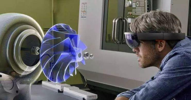 不再是游戏,用于工业控制的增强现实(AR)技术真的来了
