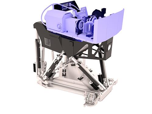 SYMéTRIE六軸機器人選用雷尼紹先進的RESOLUTE™絕對式光柵