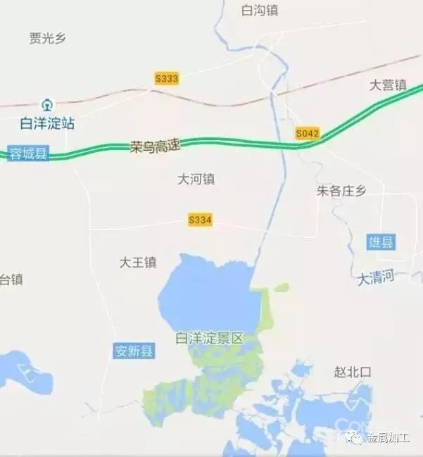 河北雄县新区规划