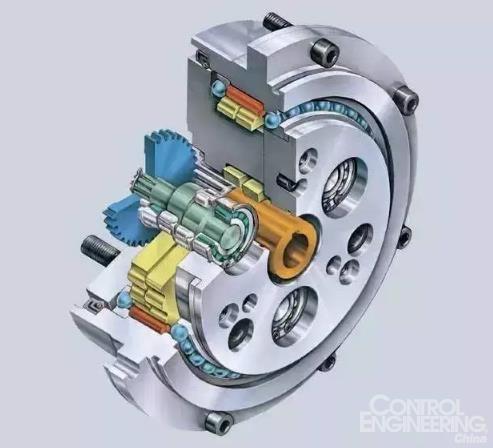 详解全球知名机器人减速器企业生产的精密减速器