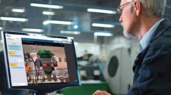 并非華而不實!增強現實(AR)在工廠的三個應用:情境感知、IIoT數據集成和實時遠程協助