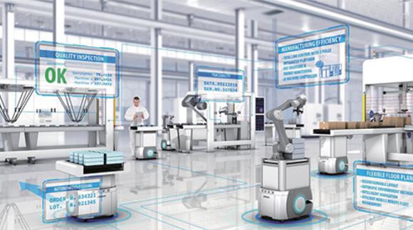 未来工厂 | 利用人工智能和机器学习来保障工厂安全