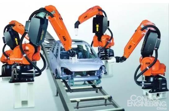 全面了解工业机器人的发展史