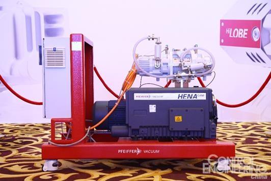 普發真空全新一代HiLobe®羅茨泵于亞洲閃亮現市