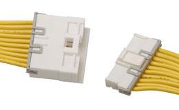 Molex宣布推出新型 MicroTPA 2.00毫米线对板和线对线连接器系统