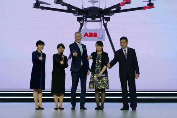 ABB HoverGuard™ 无人机载天然气泄漏检测解决方案全球首发