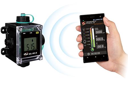 泓格科技最新推出远程温度、湿度数据记录器DL-100-E/DL-101-E