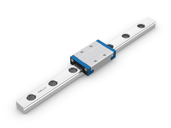 伊維萊推出全新一代微型導軌,助力工業和醫療自動化